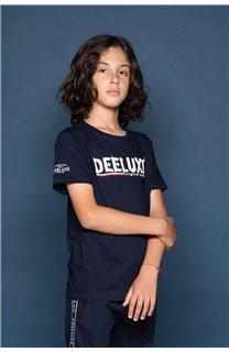 T-Shirt T-Shirt ALEC Garçon W191104B (47227) - DEELUXE