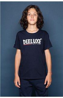 T-Shirt T-Shirt ALEC Garçon W191104B (47229) - DEELUXE