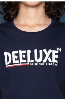 T-Shirt T-Shirt ALEC Garçon W191104B (47231) - DEELUXE