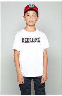 T-Shirt T-Shirt ALEC Garçon W191104B (47234) - DEELUXE