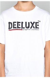 T-Shirt T-Shirt ALEC Garçon W191104B (47236) - DEELUXE