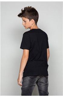 T-Shirt T-Shirt INGENIOUS Garçon W191111B (47250) - DEELUXE