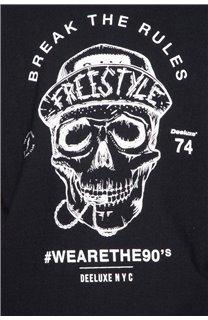 T-Shirt T-Shirt INGENIOUS Garçon W191111B (47251) - DEELUXE