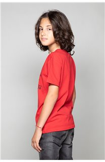 T-Shirt T-Shirt INGENIOUS Garçon W191111B (47255) - DEELUXE