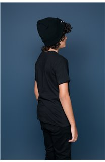 T-Shirt T-SHIRT JACKY Garçon W19152B (47265) - DEELUXE
