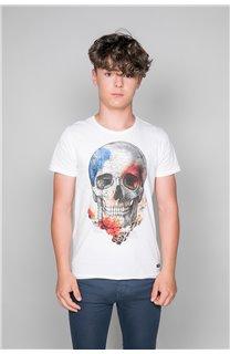 T-Shirt T-SHIRT JACKY Garçon W19152B (47269) - DEELUXE