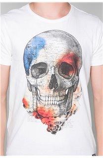 T-Shirt T-SHIRT JACKY Garçon W19152B (47271) - DEELUXE