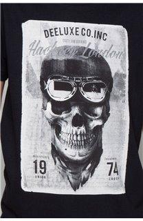 T-Shirt CLEM Garçon P196B (47437) - DEELUXE