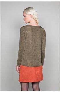 T-Shirt T-Shirt ABY Femme W19103W (47478) - DEELUXE