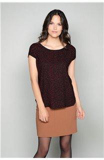 T-Shirt T-Shirt TEHANA Femme W19104W (47482) - DEELUXE