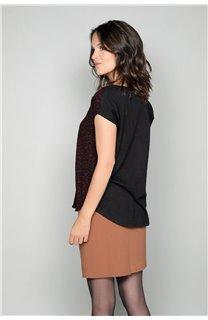 T-Shirt T-Shirt TEHANA Femme W19104W (47483) - DEELUXE