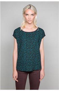 T-Shirt T-Shirt TEHANA Femme W19104W (47487) - DEELUXE
