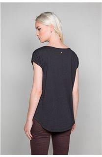 T-Shirt T-Shirt TEHANA Femme W19104W (47488) - DEELUXE
