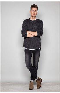 T-Shirt T-SHIRT MOHANSON Homme W19173 (47526) - DEELUXE
