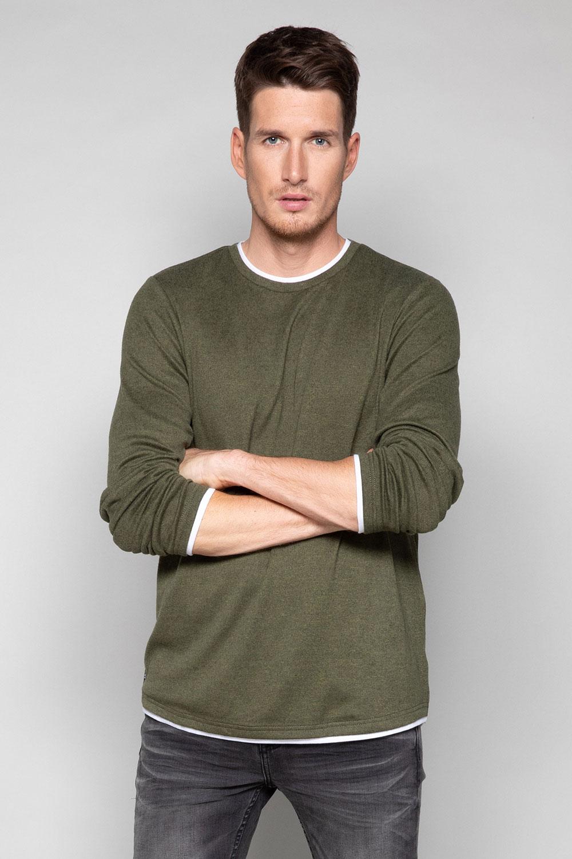 T-Shirt T-SHIRT MOHANSON Homme W19173 (47530) - DEELUXE