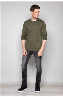 T-Shirt T-SHIRT MOHANSON Homme W19173 (47531) - DEELUXE