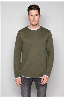 T-Shirt T-SHIRT MOHANSON Homme W19173 (47532) - DEELUXE
