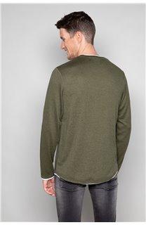 T-Shirt T-SHIRT MOHANSON Homme W19173 (47533) - DEELUXE