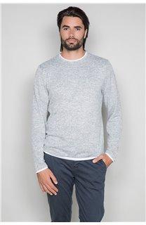 T-Shirt T-SHIRT MOHANSON Homme W19173 (47537) - DEELUXE