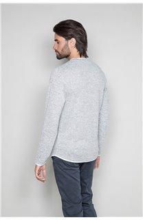 T-Shirt T-SHIRT MOHANSON Homme W19173 (47538) - DEELUXE