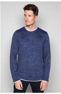 T-Shirt T-SHIRT MOHANSON Homme W19173 (47540) - DEELUXE