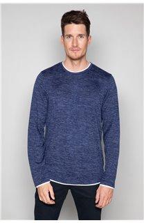 T-Shirt T-SHIRT MOHANSON Homme W19173 (47542) - DEELUXE