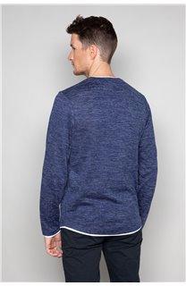 T-Shirt T-SHIRT MOHANSON Homme W19173 (47543) - DEELUXE