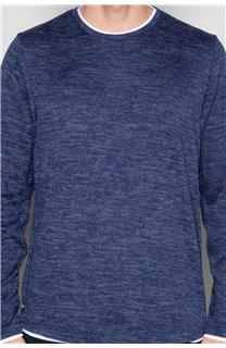 T-Shirt T-SHIRT MOHANSON Homme W19173 (47544) - DEELUXE