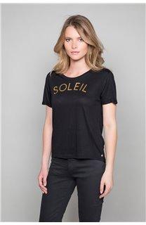 T-Shirt JENNY Femme W19113W (47545) - DEELUXE