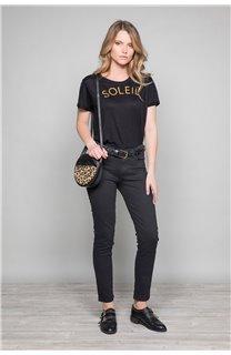 T-Shirt JENNY Femme W19113W (47546) - DEELUXE