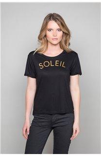 T-Shirt JENNY Femme W19113W (47547) - DEELUXE