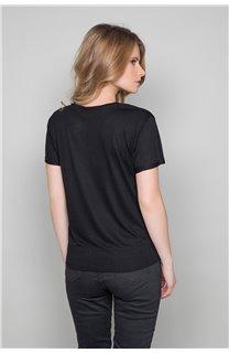 T-Shirt JENNY Femme W19113W (47548) - DEELUXE