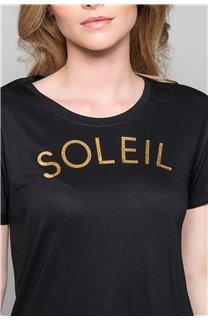 T-Shirt JENNY Femme W19113W (47549) - DEELUXE