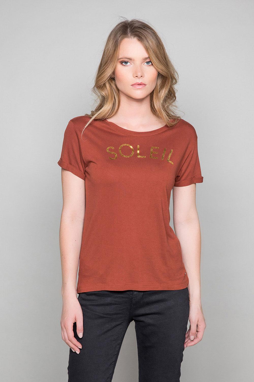 T-Shirt JENNY Femme W19113W (47550) - DEELUXE
