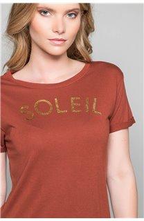 T-Shirt JENNY Femme W19113W (47554) - DEELUXE