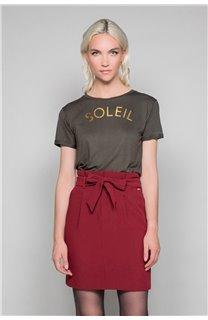 T-Shirt JENNY Femme W19113W (47555) - DEELUXE