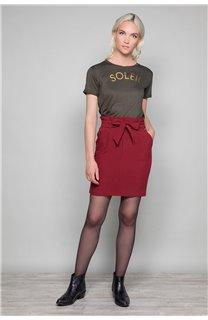 T-Shirt JENNY Femme W19113W (47556) - DEELUXE