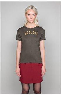 T-Shirt JENNY Femme W19113W (47557) - DEELUXE