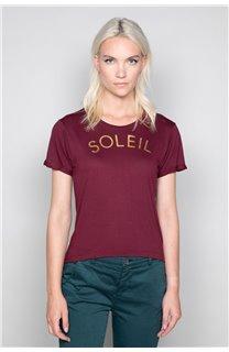 T-Shirt JENNY Femme W19113W (47560) - DEELUXE