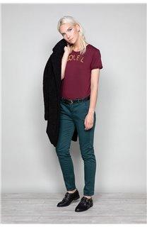 T-Shirt JENNY Femme W19113W (47561) - DEELUXE