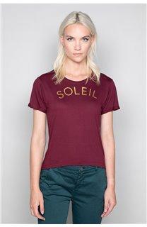 T-Shirt JENNY Femme W19113W (47562) - DEELUXE