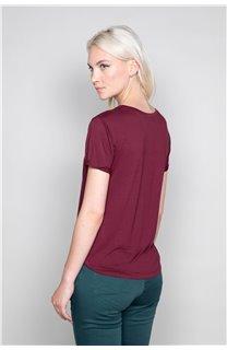 T-Shirt JENNY Femme W19113W (47563) - DEELUXE