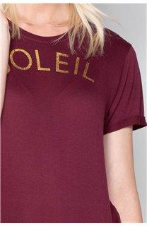 T-Shirt JENNY Femme W19113W (47564) - DEELUXE