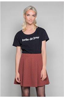 T-Shirt T-Shirt TECA Femme W19111W (47565) - DEELUXE