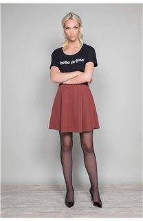 T-Shirt T-Shirt TECA Femme W19111W (47566) - DEELUXE