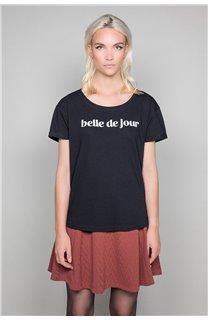 T-Shirt T-Shirt TECA Femme W19111W (47567) - DEELUXE