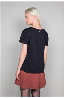 T-Shirt T-Shirt TECA Femme W19111W (47568) - DEELUXE