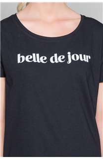T-Shirt T-Shirt TECA Femme W19111W (47569) - DEELUXE