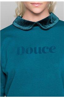 Sweat Sweat DOUCE Femme W19504W (47605) - DEELUXE