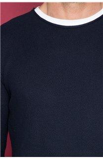 Pull PULL ERWIN Homme W19304 (47620) - DEELUXE